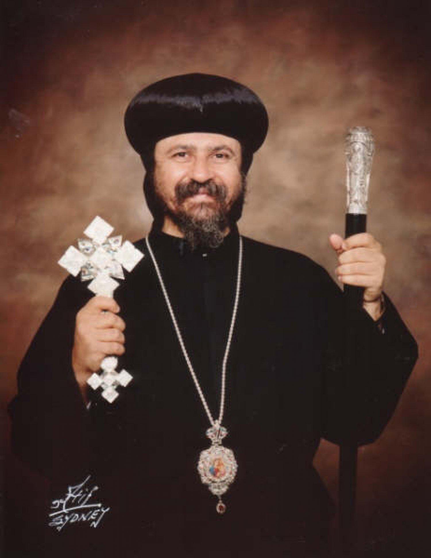 HG Bishop Daniel