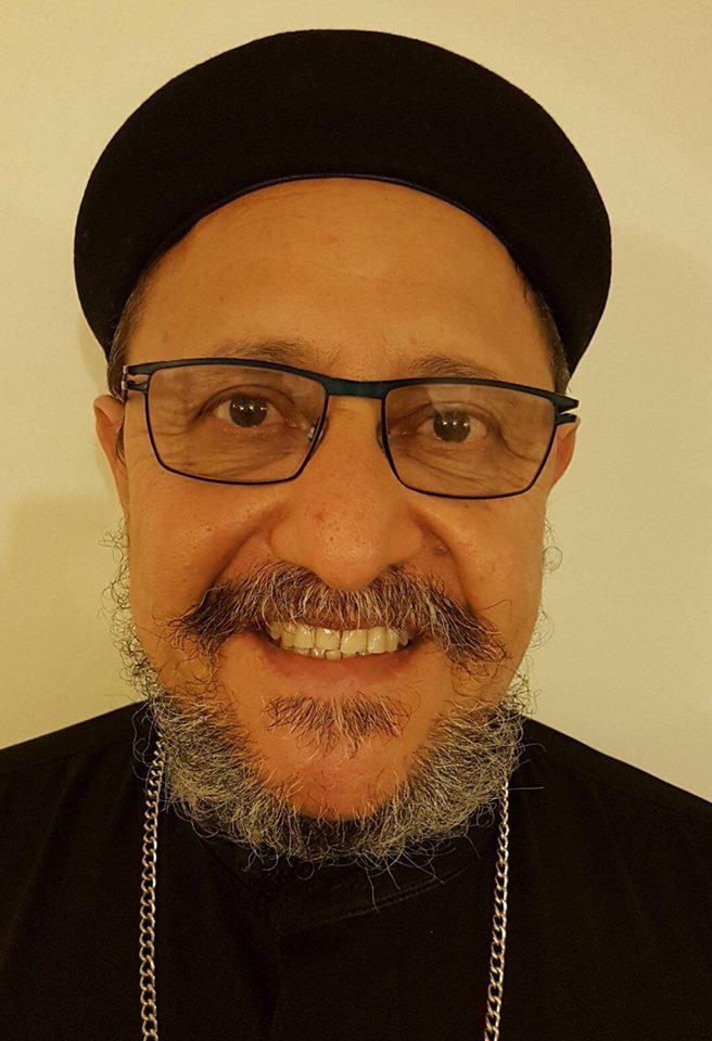 Fr. Abanoub Maxiomus